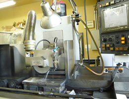 CNC成形研削盤